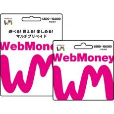WebMoney(웹머니) 카드