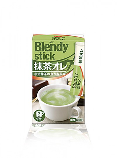 AGF Blendy stick 맛차오레