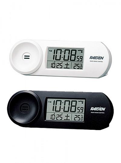 세이코 라이덴 대음량 디지털 전파 알람시계